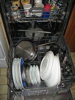 Tips til rengøring kalk i opvaskemaskiner
