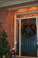 Døren & gulvet Installation efterbehandling