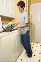 Vaskemaskine fnug Filter problemer