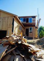 Renovering af et gammelt hus med nye vægge