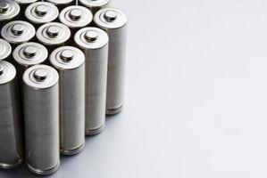 Instruktioner for en Kingdom Universal batteri oplader GBC1100