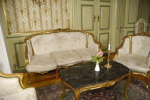 Ideer til dekorere en Elegant stue
