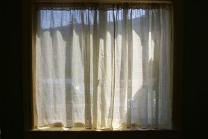 Lave omkostninger vindue behandlinger