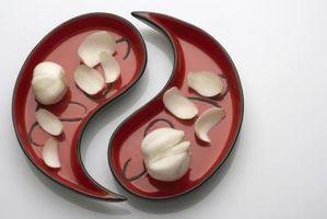 Hvordan man kan lave en orientalsk blomst Arrangement