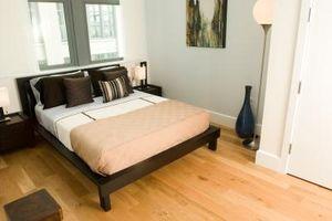 Hjem udsmykning idéer til en to-værelses lejlighed