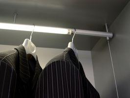 Hvordan man opbygger en brugerdefineret Closet