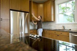 Hvordan du udskifter Whirlpool køleskab filtre