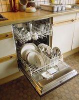 Hvordan at reparere en vand Arm i opvaskemaskine