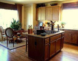 Hvordan til at designe og bygge et køkken