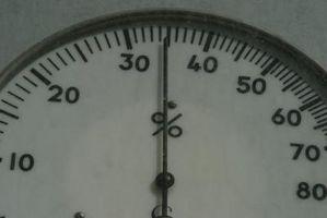 Hvordan for at kalibrere min fugtighed Hygrometer derhjemme