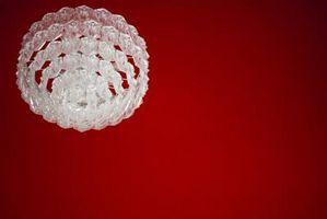 Dekorative måder at dække lofter