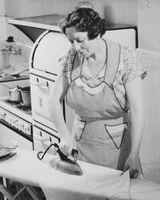 Hvordan til at omgøre en 1950s køkken