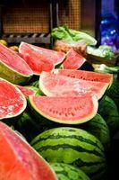 Vandmelon-tema køkken