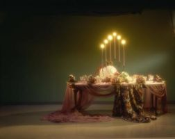 Hvordan man kan dekorere et værelse med en vampyr stil