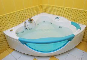 Ændre et badekar til bruser