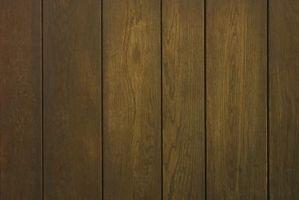 Maleri træ vægge at se nødlidende