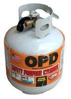 Sådan ændres en propan Tank på en gasgrill