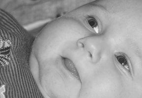 Baby dreng børnehave maling ideer