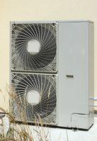 Sådan foretages fejlfinding af en elektrisk varmepumpe