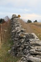 Sådan skøn stenmure