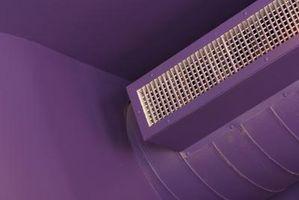 Hvad farve tæppe med lilla vægge?
