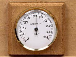 Forskellige former for fugtighed meter & deres applikationer