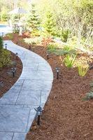 Hvordan til at plante en have med stof
