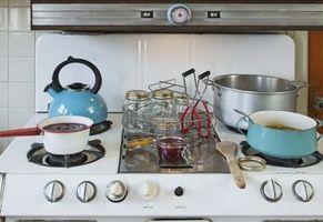 Hvordan du planlægger en lille køkken