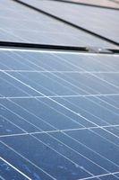 Energieffektiviteten af solenergi