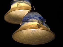 DIY: Vedhæng lys Fixture