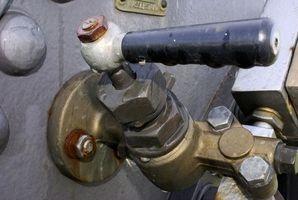 Sådan installeres messing VVS ventiler