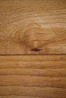 Alternative metoder til installation af bredt plankegulv gulve