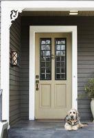 Hvad kan du bruge til at dukke op igen en Cement verandaen?
