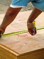 Hvordan du forbereder gulvet overflade med Luan til Vinyl gulv dækker
