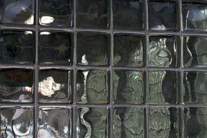 Hvordan man laver en Walk-In bruser med glas mursten
