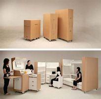 Pladsbesparende møbler