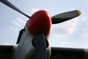 Flyvemaskine værelser til børn