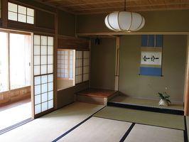 Japanske møbler stilarter