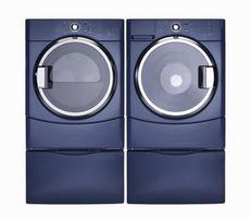 Årlige vedligeholdelse på Front-Loading vaskemaskiner