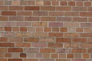 Hvordan at forankre træ til mursten