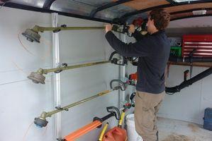 DIY: Poulan Pro ukrudt æder reparationer