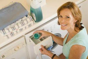 Hvordan man opbygger en fritstående Tøjvask værelset hylde