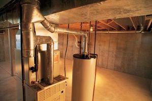 Sådan fungerer det: Instant varmt vand vandhaner