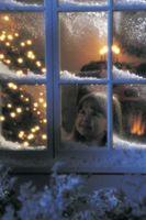 Sådan Spray vindue Frosting