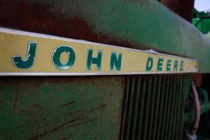 Sådan testes sæde Sikkerhedsafbryder på LX255 John Deere