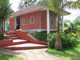 Hvor hen til forlænge konkrete skridt fra et hus