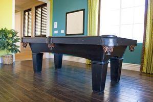 Hvordan man laver en Pool bord til spisebord