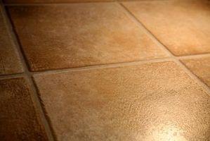 Sådan flise badeværelse gulv med konkrete Backer bestyrelse