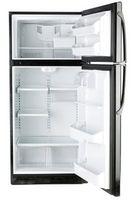 Hvad køler luften i en husstand køleskab?