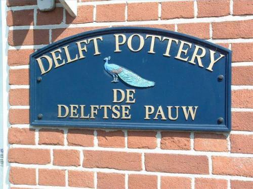 Delft blå udsmykning idéer